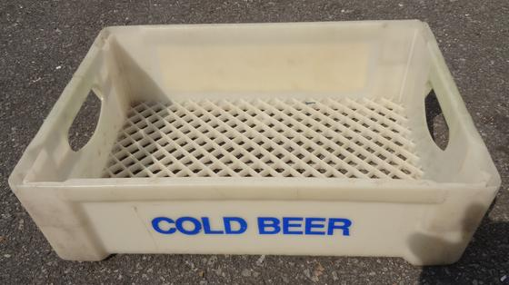 Baltimore Memorial Stadium Beer Vendor Tray - Price $99