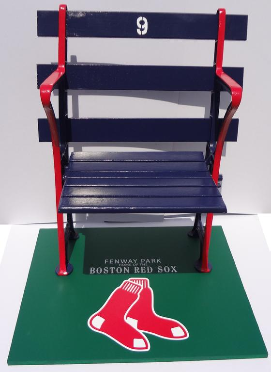 Red Sox Fenway Park 100th Anniversary Commemorative Seat 1912-2012 � Price $999.00