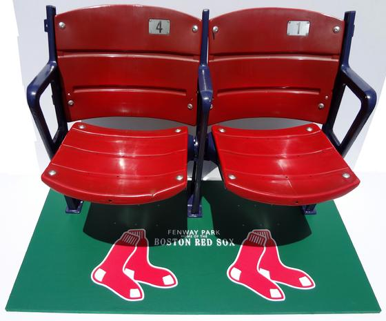 Red Sox Fenway Park Seats 2012 - SOLD